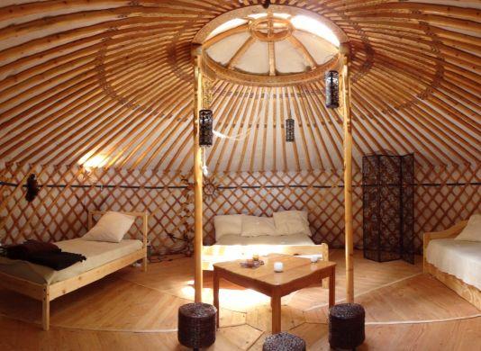 camping insolite Bretagne
