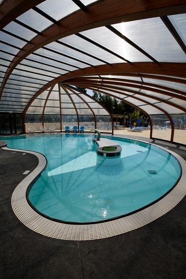 Camping bretagne parc aquatique camping fouesnant Camping ouvert toute l annee avec piscine couverte